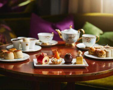 Mandarin Oriental Hyde Park Rosebery Afternoon Tea