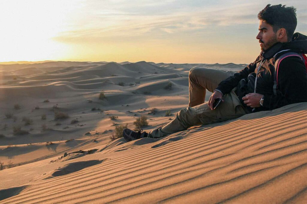 Adventure is part of why travellers choose to explore the dunes of Africa