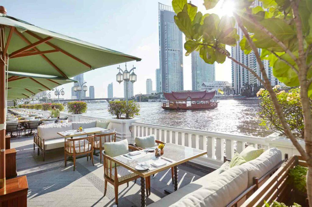 Mandarin Oriental Bangkok Oriental Hotel riverside