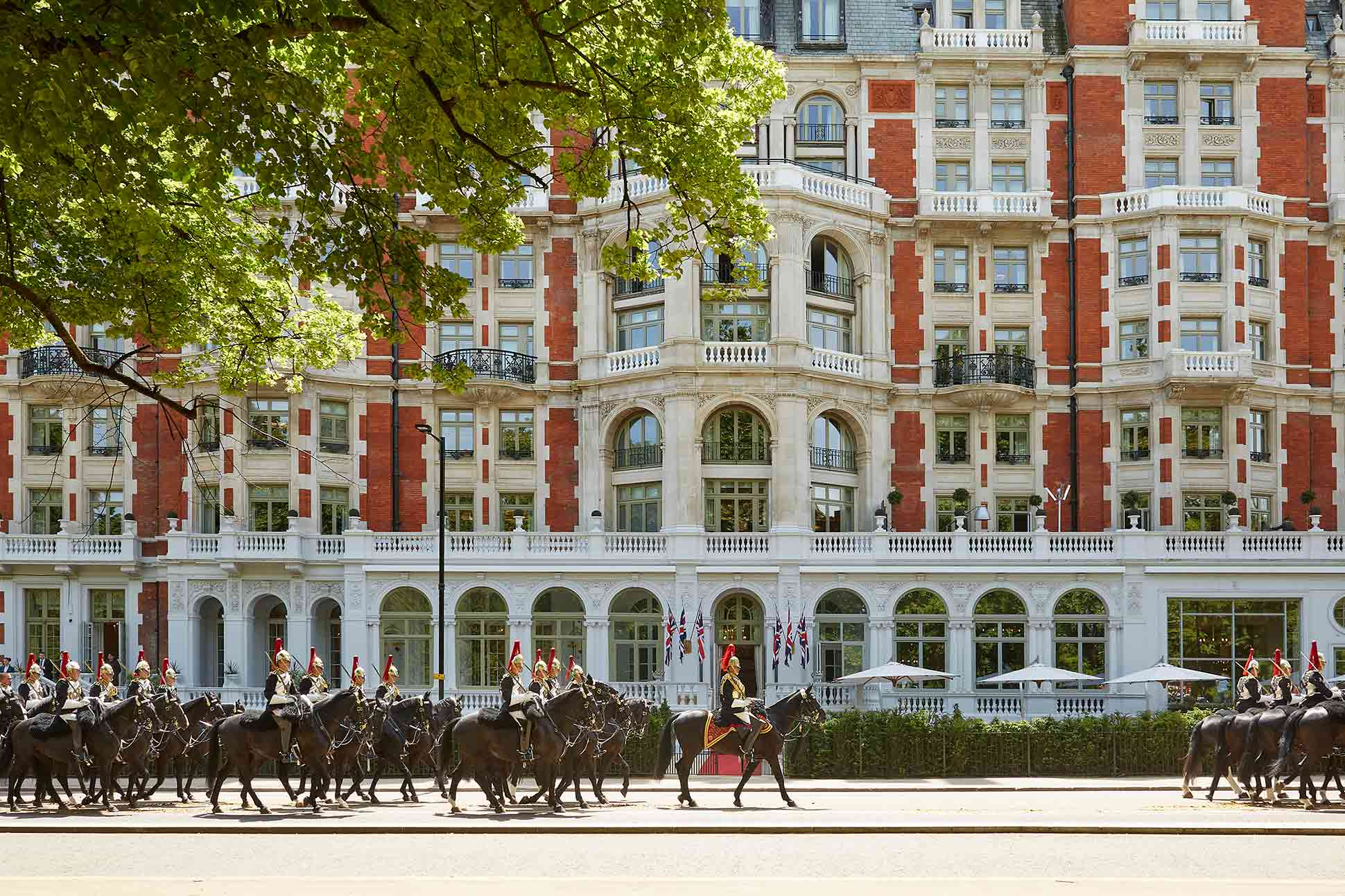 Mandarin Oriental Hyde Park <br> London, United Kingdom