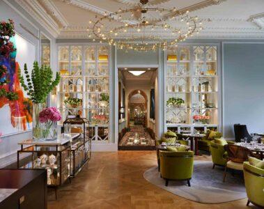 Mandarin Oriental Hyde Park London Rosebery Lounge