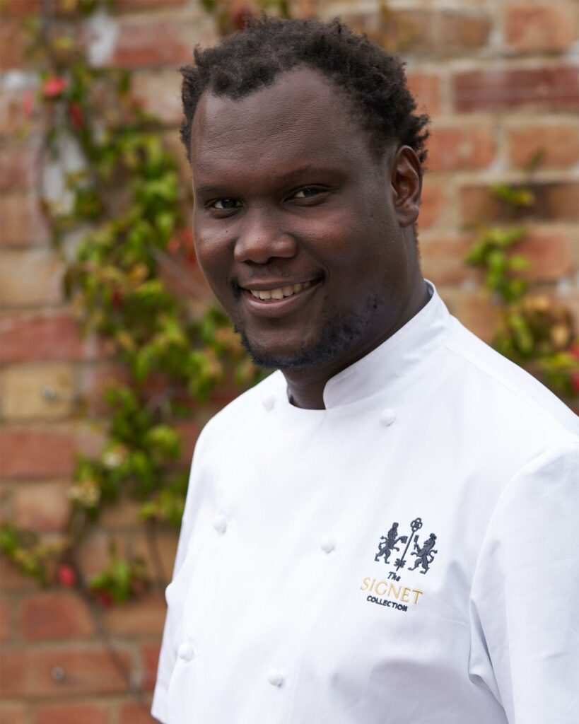 Ronnie Kimbugwe, Operations Director at The Mitre Hotel, London, United Kingdom