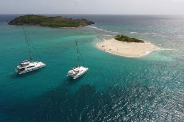 Yachts in the British Virgin Islands