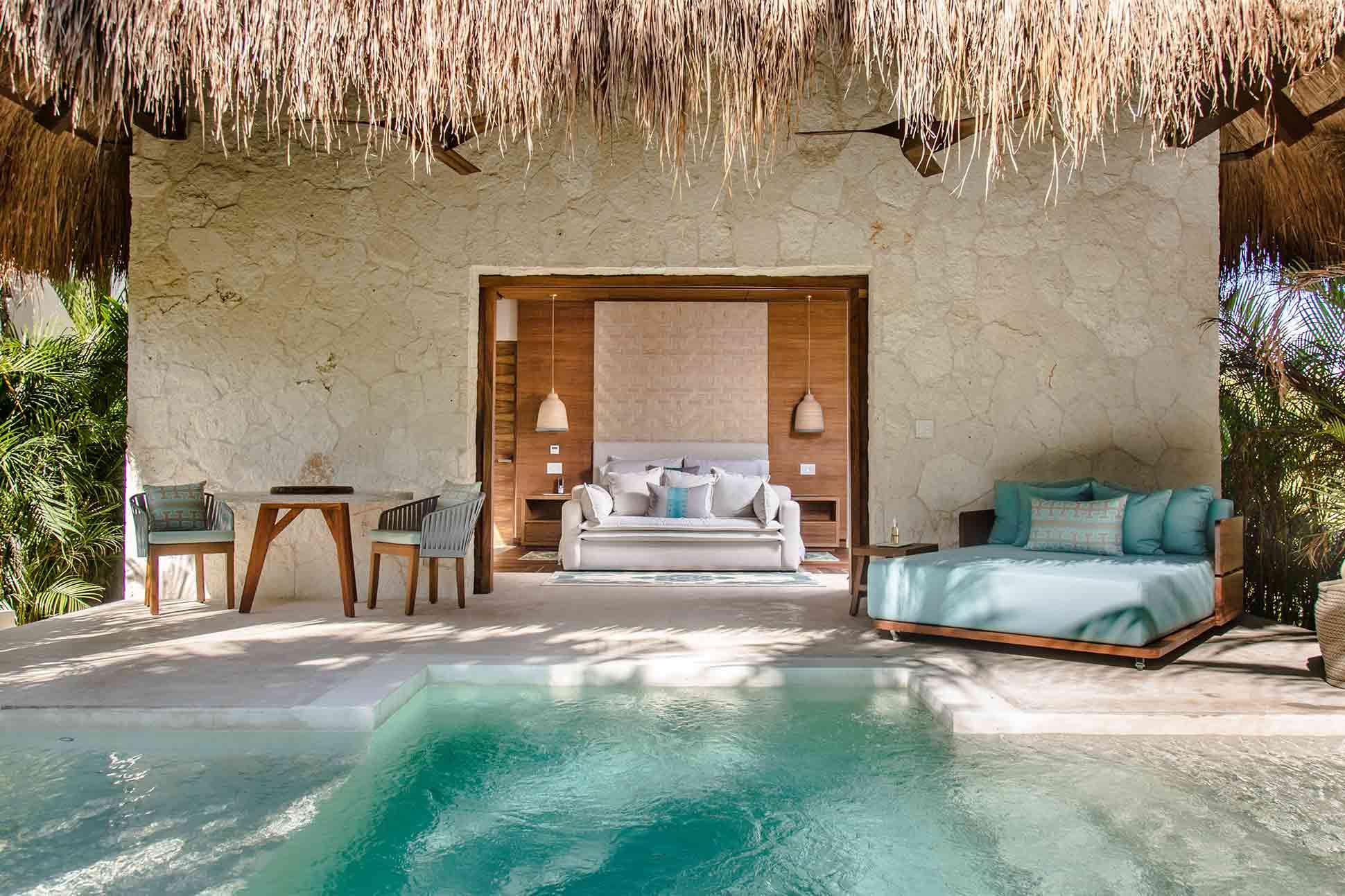 Chablé Hotels: <br> Happy days
