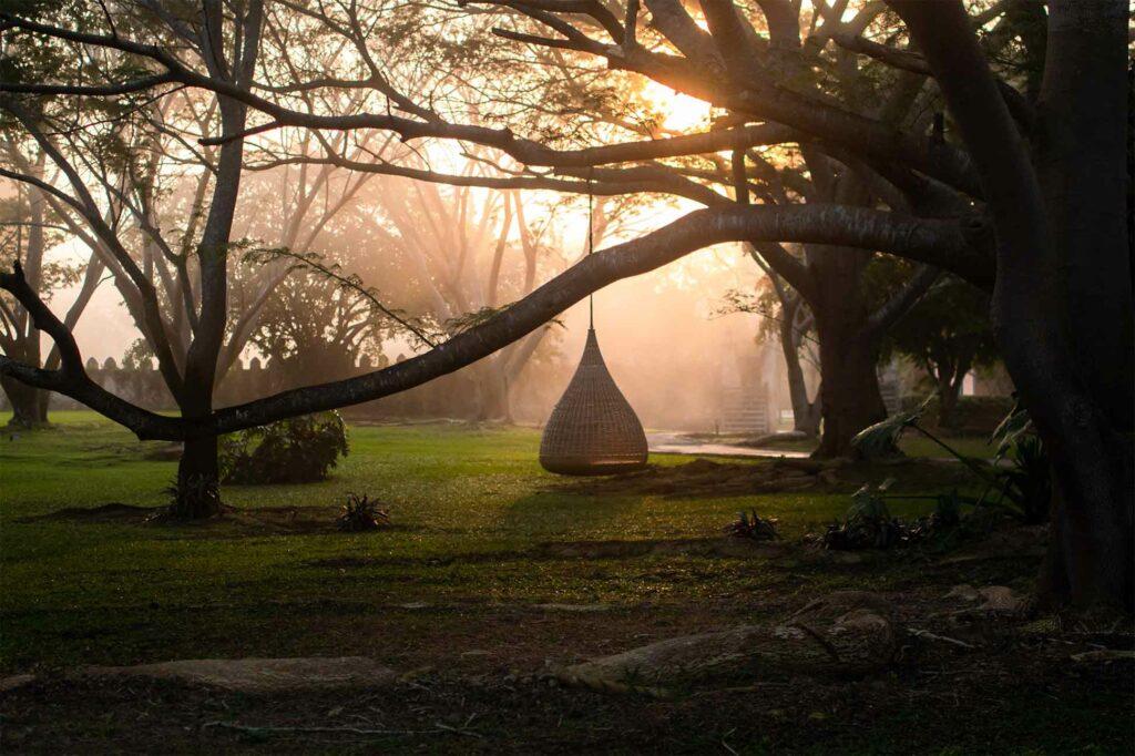 Sunrise at Chablé Yucatan, part of Chablé Hotels