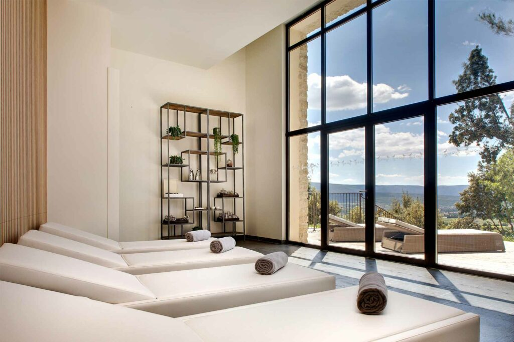 Spa at the Coquillade Provence Resort & Spa, France
