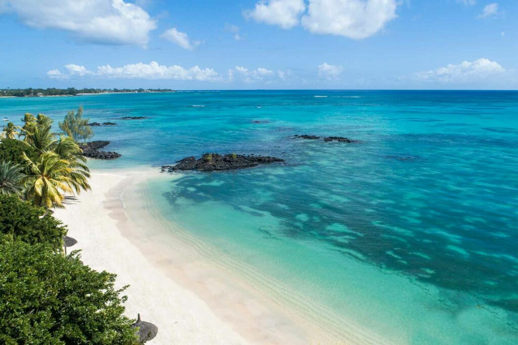 LUX Grand Baie Mauritius view