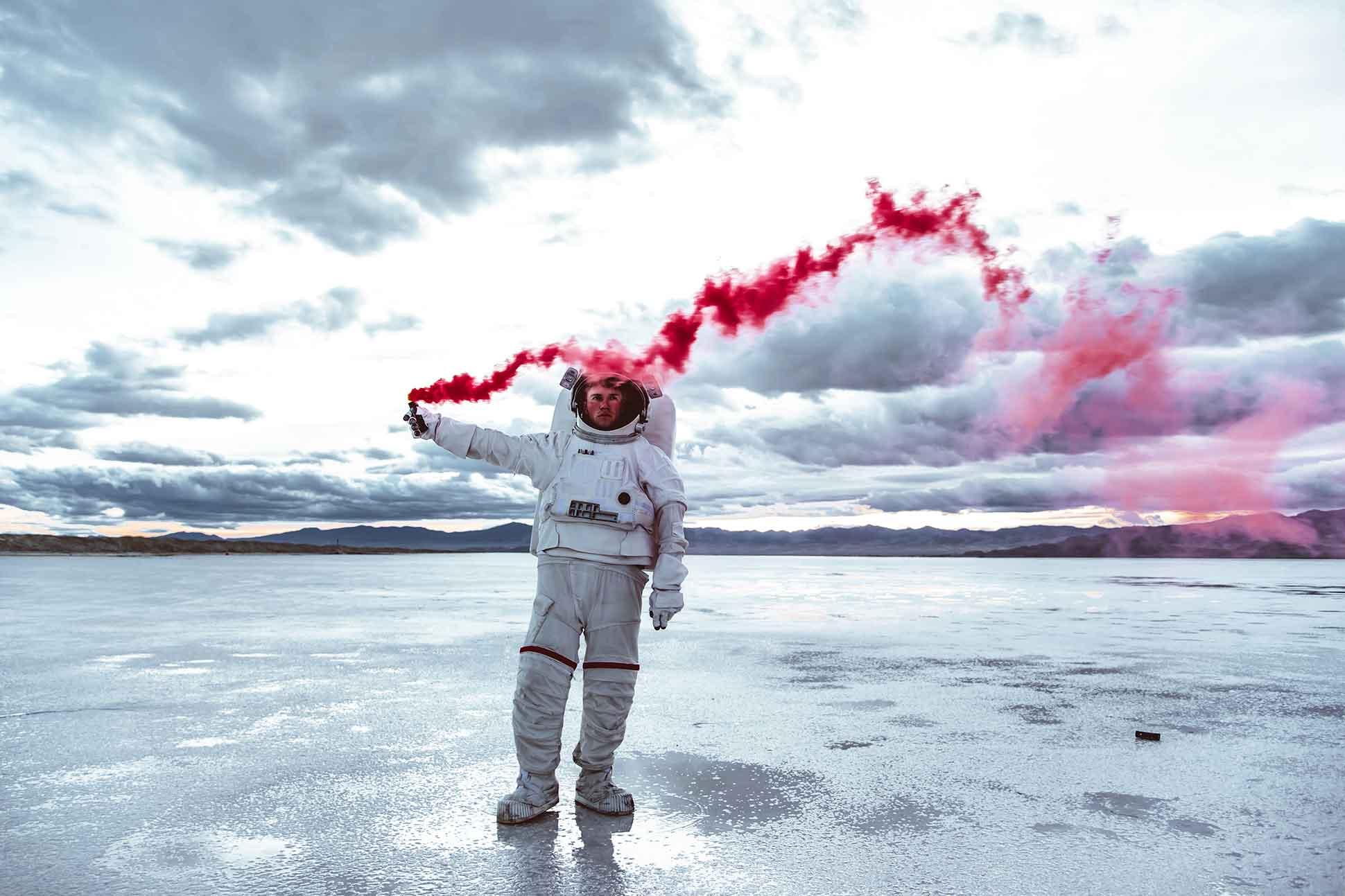 Pelorus astronaut orientation: <br>Space odyssey