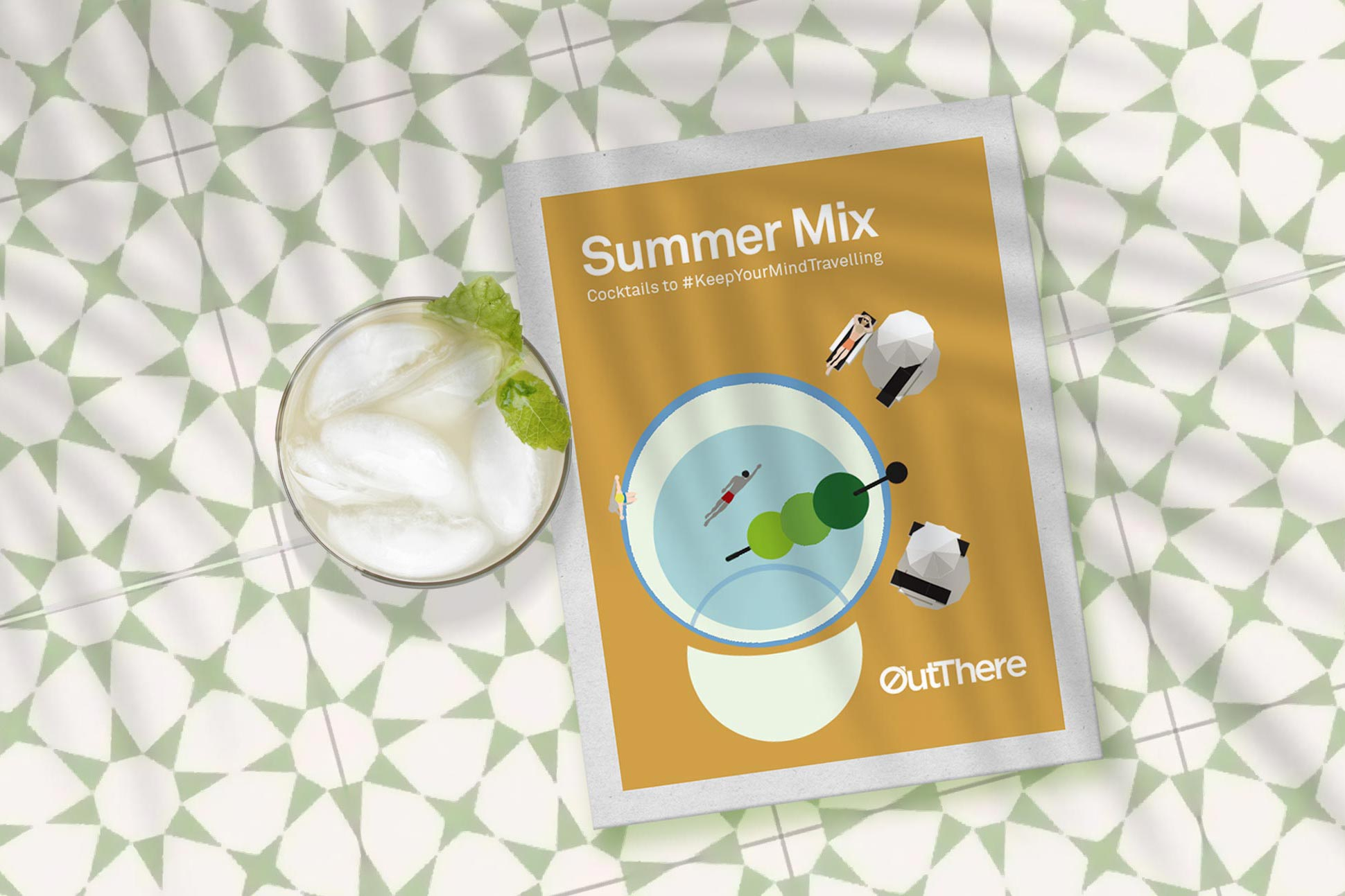 Summer cocktails by OutThere