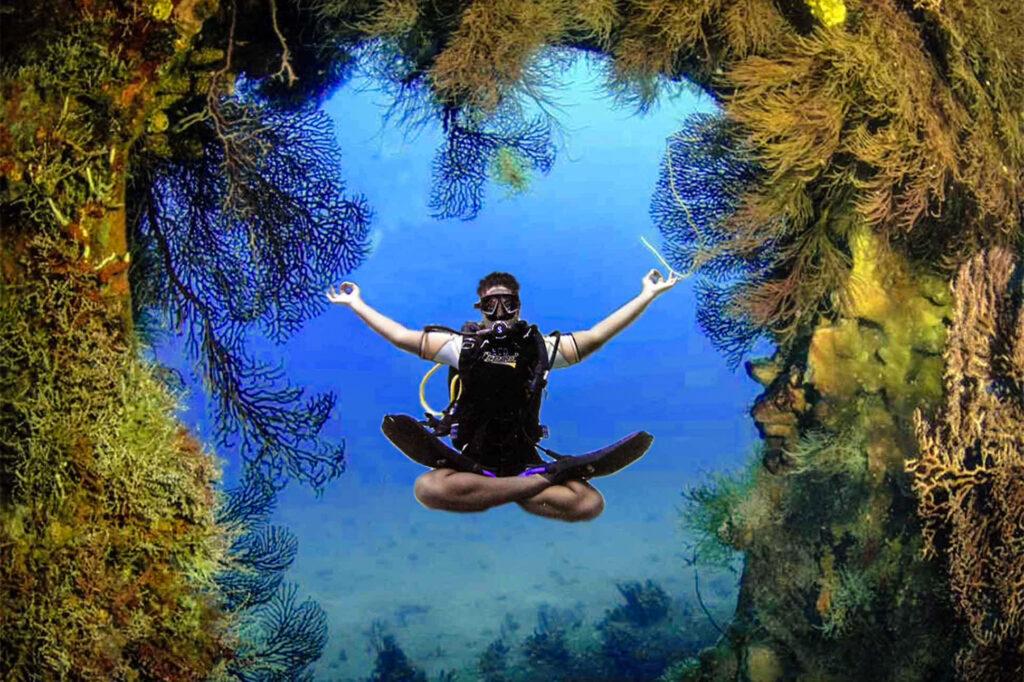 Windjammer Landing Underwater Breathwork Programme St. Lucia