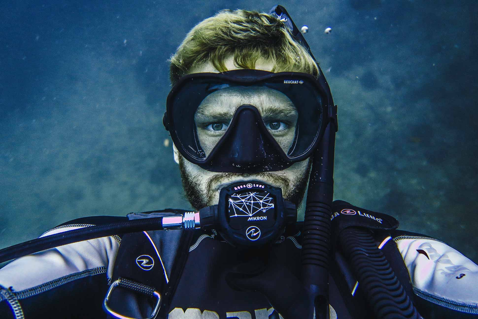 Windjammer Landing underwater breathwork: <br> Sub-aqua mindfulness