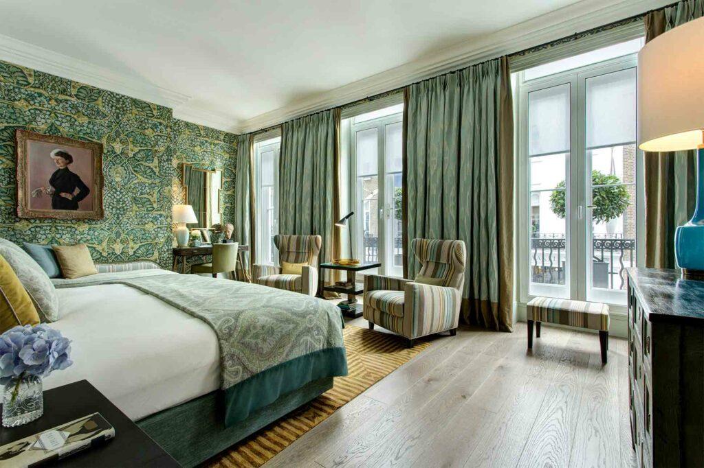 Kipling Suite at Brown's Hotel, London, United Kingdom
