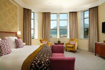 Bedroom at the Slieve Donard Resort & Spa, Newcastle, Northern Ireland, United Kingdom