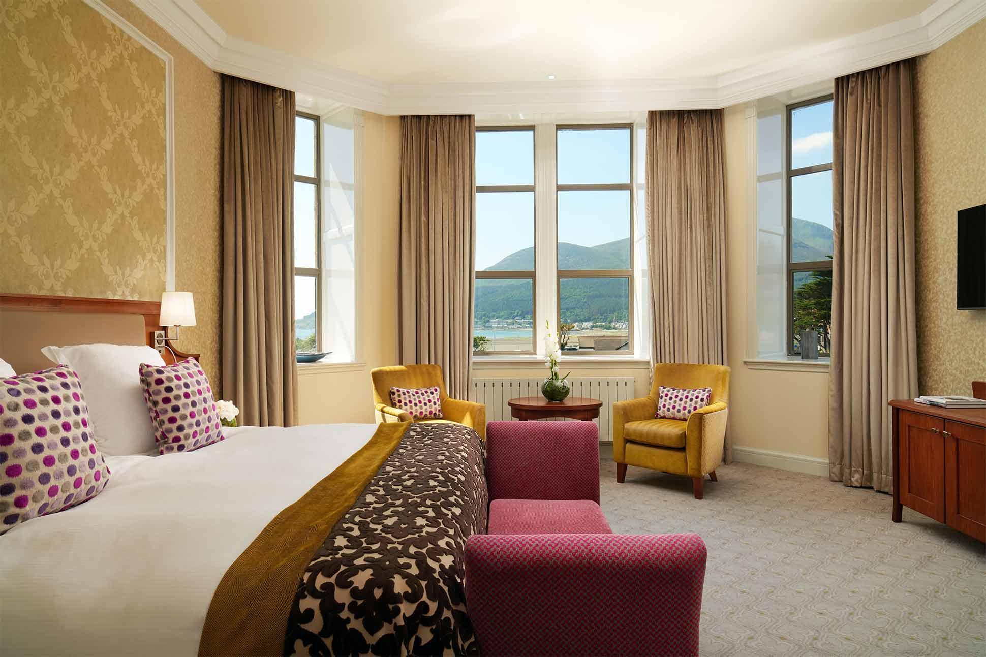 Slieve Donard Resort & Spa <br> Newcastle, Northern Ireland, United Kingdom