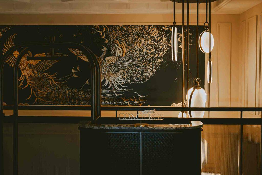 The Mayfair Townhouse – lobby