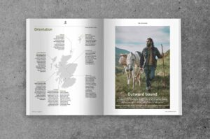 OutThere Spellbinding Scotland Issue preview Gleneagles