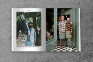 OutThere Spellbinding Scotland Issue preview The Bears Larder Edinburgh