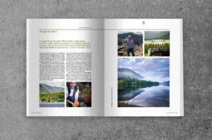 OutThere Spellbinding Scotland Issue preview food in Scotland
