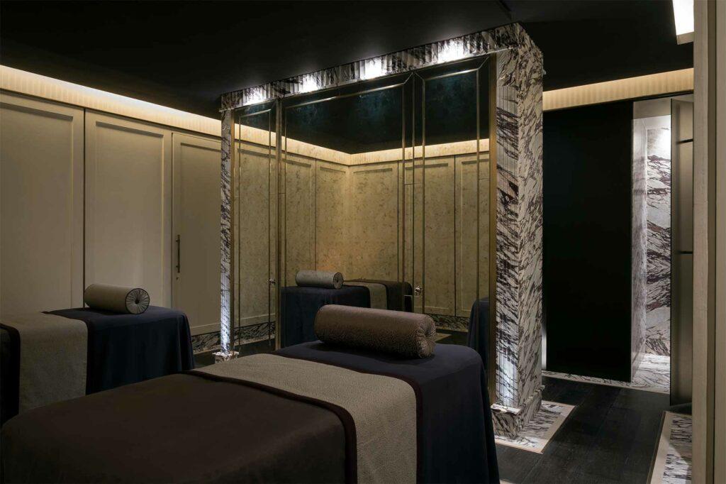 Treatment rooms at The Lanesborough Club & Spa, London, UK