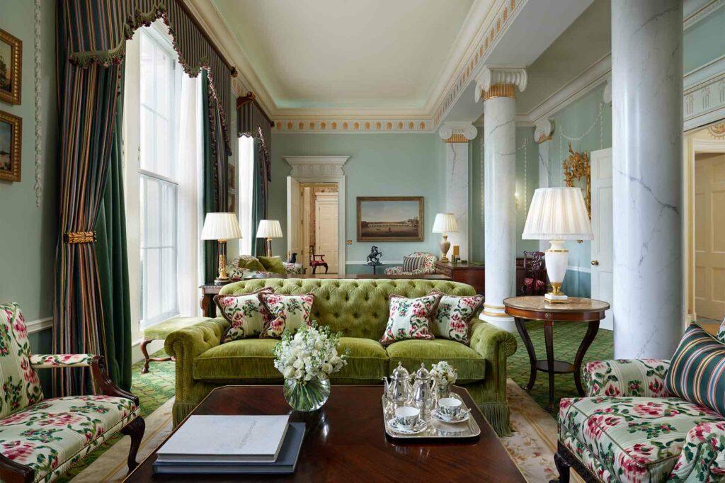 Suite at The Lanesborough, London, United Kingdom