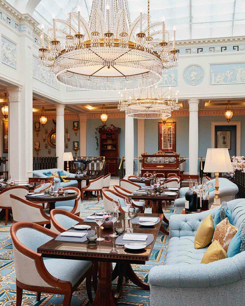 Céleste Restaurant, London, United Kingdom