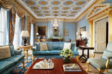 Royal Suite at The Lanesborough, London, United Kingdom