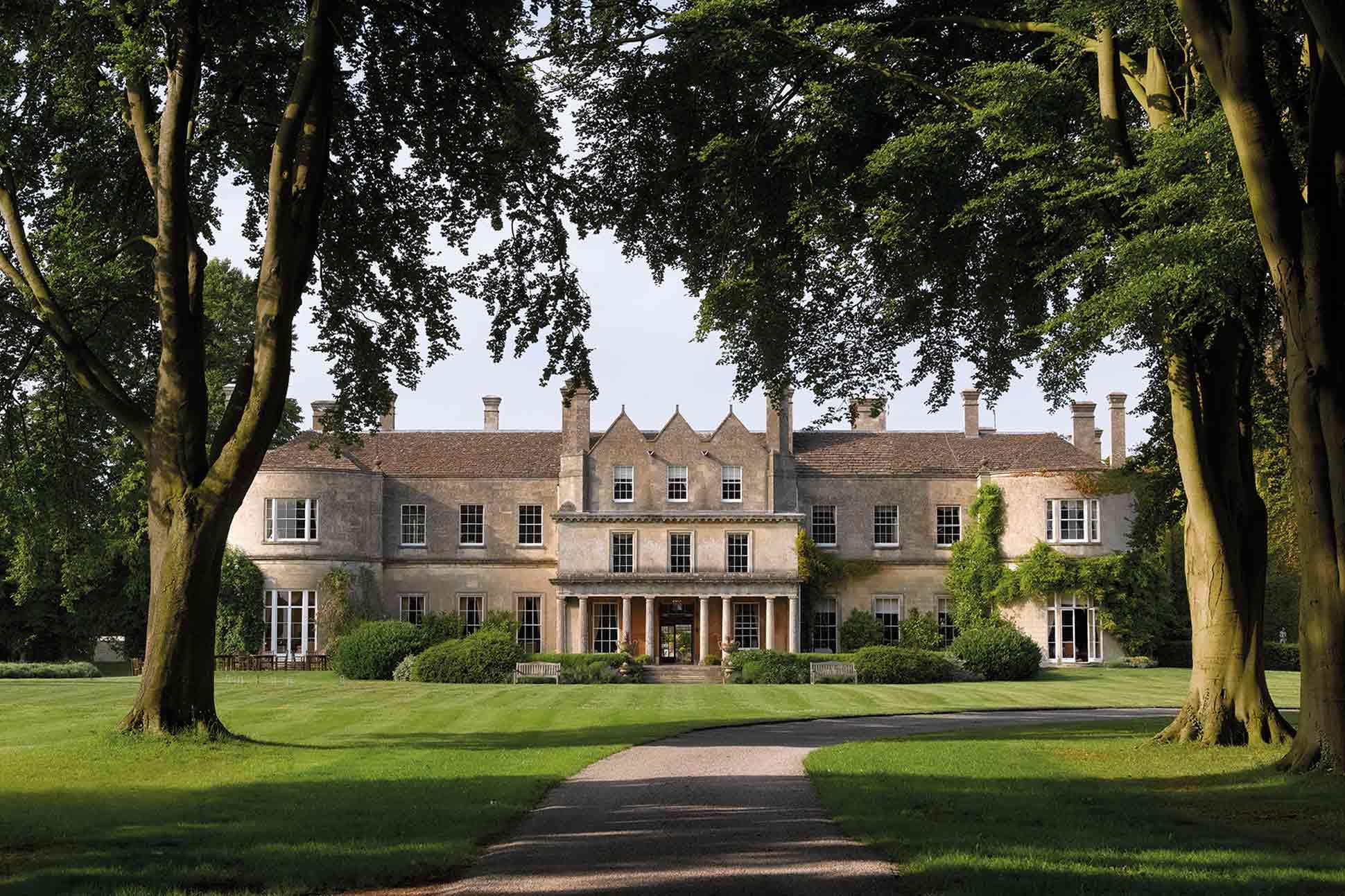 Lucknam Park <br> Wiltshire, United Kingdom