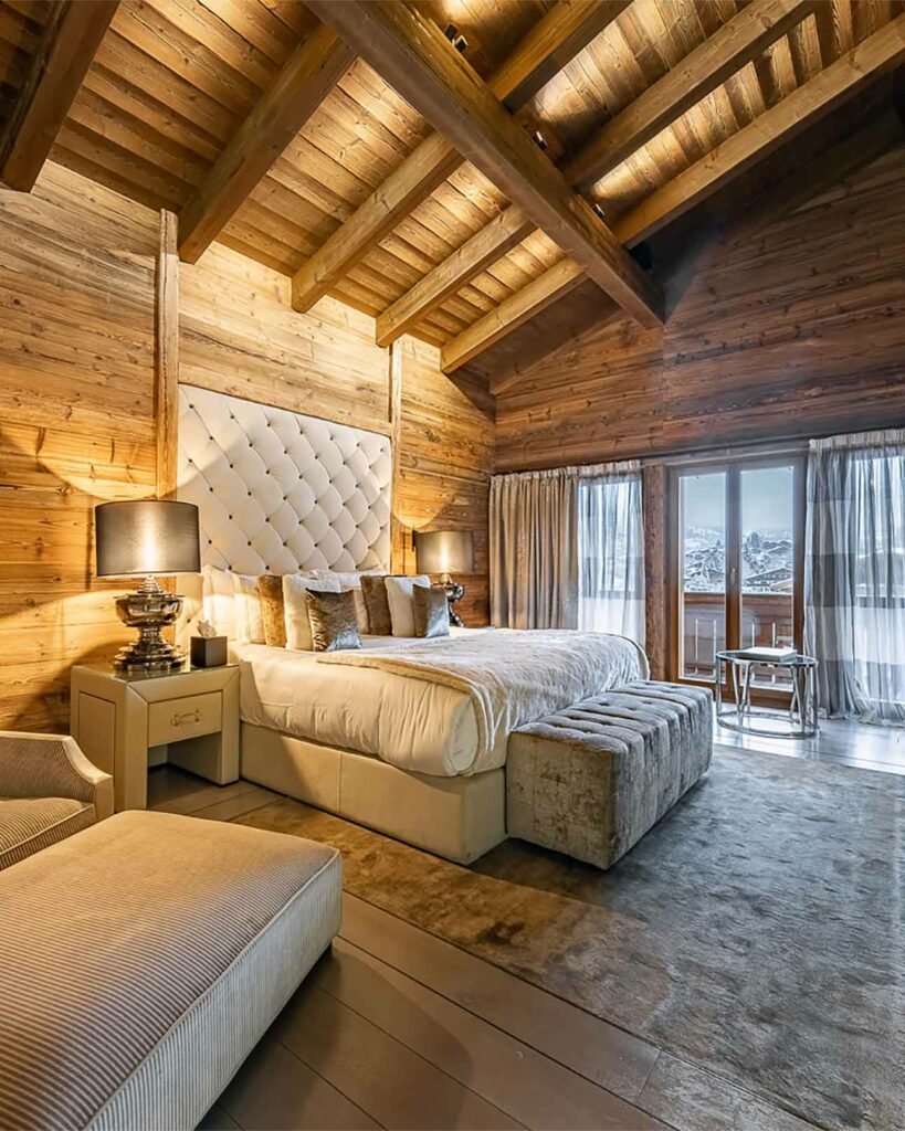 Presidential Suite at Ultima Gstaad, Gstaad, Switzerland